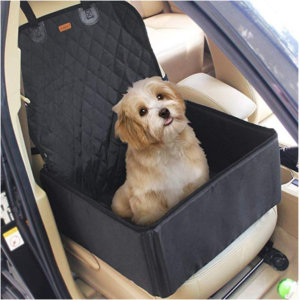 car front seat dog carrier