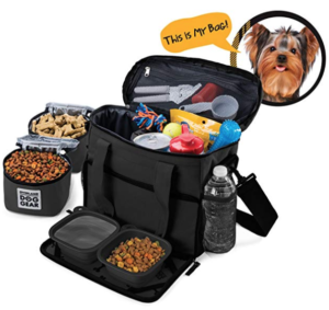 Mishi pets - dog travel bag