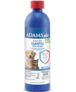 Adams Plus Flea & Tick Shampoo for cats and dogs