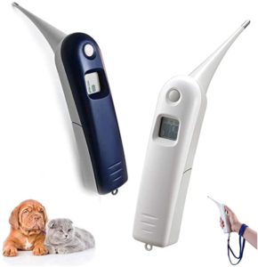 Anal Temperature Thermometer for Dogs