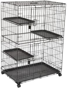 Cat Cage Playpen Box Crate Kennel Catio Enclosure