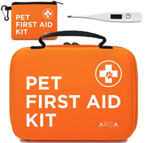 Cat & Dog First Aid Kit Home Office Travel Car Emergency Kit