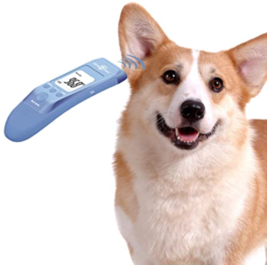 Ear Temperature Thermometer for Dogs