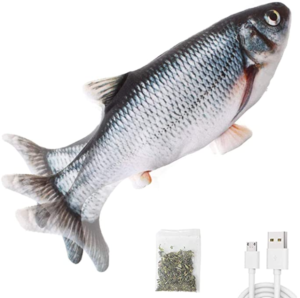 Electric Flopping Fish Cat Toy