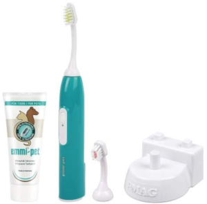 Emmi-Pet Ultrasound toothbrush for dogs