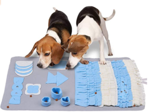 Feeding Nosework Mat Puzzle Training Toy