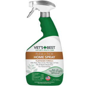 Flea and Tick Home Spray for cats and dogs