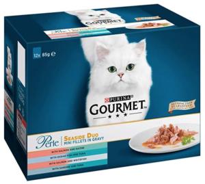 Gourmet Perle Cat Food Seaside Duo