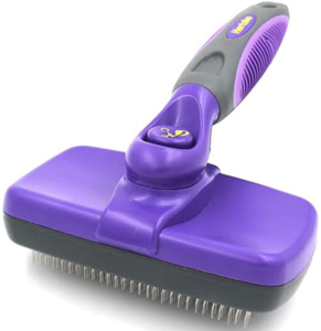 Grooming Brush for Cats - deShedding Tool for Cats