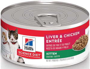 Hill's Science Diet Kitten Wet Cat Food