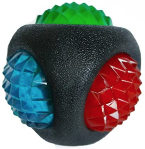 Jolly Doggy Catch and Flash Ball for Dogs