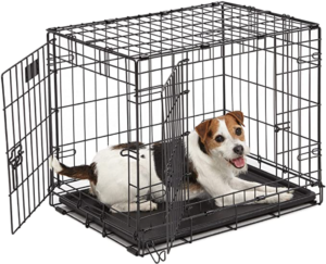MidWest Homes for Pets - Folding Metal Dog Crate