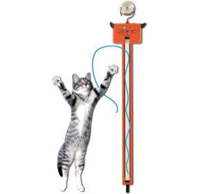 Moody Pet Fling - cat toy