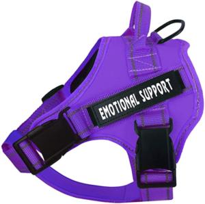No-Pull Emotional Support Pet Vest Harness