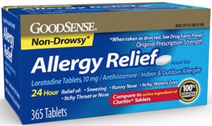 Non-Drowsy Pet Allergy Medicine