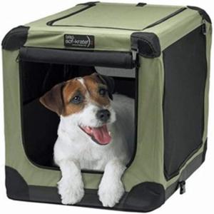 Noz2Noz soft dog crate