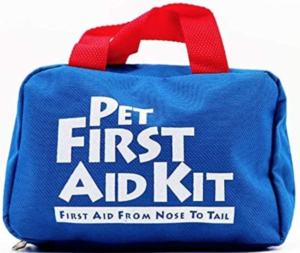 Pet First Aid Kit for cat and dog