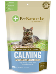 Pet Naturals of Vermont Calming Behavioral Support Soft Chews