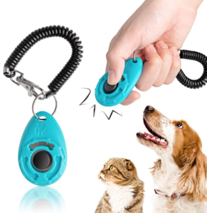 Pet Training Clickers with