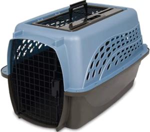 Petmate Two Door Top Load Plastic Cat Carrier