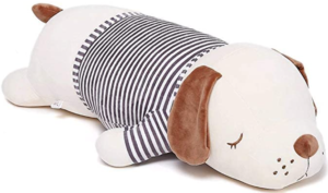 Plush Puppy Cuddle Toy for Dogs