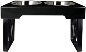 Raised Adjustable Elevated Dog Bowls