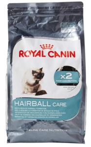 Royal Canin Cat Food Hairball Care