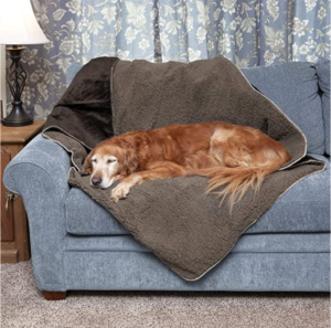 Self-warming Thermal Dog Blanket for Dogs
