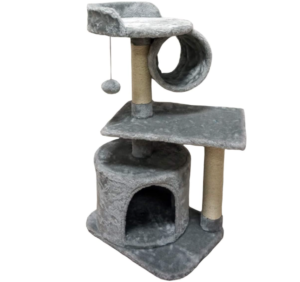 Small Cat Tree Tower