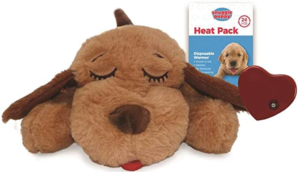 SmartPetLove Snuggle Puppy Behavioral Aid Toy for Dogs