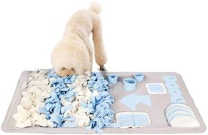 Snuffle Mat for Dogs Nosework Feeding Mat