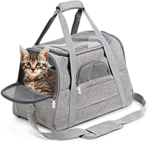 Soft Cat Carrier Airline Approved