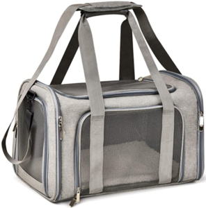 Soft Cat Carrier Collapsible Airline Approved
