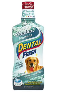 SynergyLabs Dental Fresh for dogs