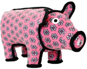Tuffy Polly Pig Dog Toy