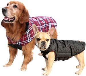Waterproof Windproof Dog Vest Coat