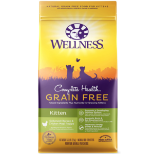 Wellness Natural Pet Food Kitten Cat Dry Food