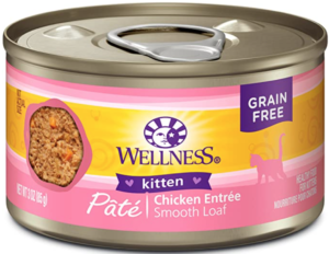 Wellness Natural Pet Food Kitten Cat Wet Food