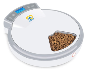 Wet Food Automatic Cat Feeder