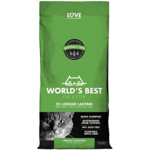 World's Best Cat Litter, Clumping Litter Formula