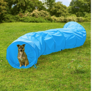 agility tunnel dog training obedience toy