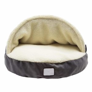 bed for dogs with anxiety