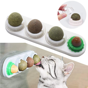 cat catnip edible balls