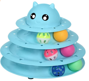 cat toy roller