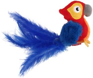 Catnip bird toy
