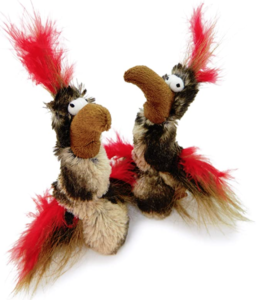 catnip bird toy