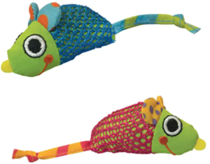 catnip mice toys for cats