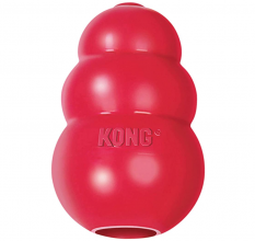 KONG - Classic Rubber Dog Toy - US