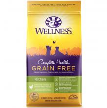 Wellness Natural Pet Food Kitten Cat Dry Food
