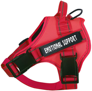 emotional support harness